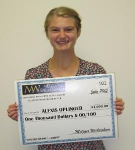 Alexis Oplinger